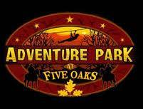 Adventure Park at Five Oaks logo