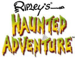Ripley's Haunted Adventure logo