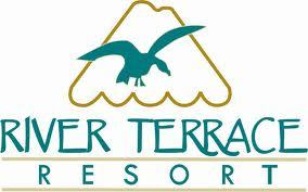 River Terrace Resort & Convention logo