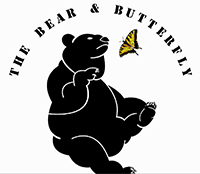 The Bear & Butterfly logo